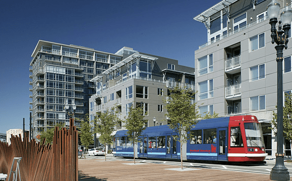 74% in SF support transit-oriented housing
