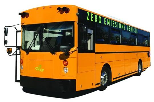 Berkeley school district to head down path of sustainability with electric buses